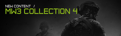 Modern Warfare 3 Content Collection 4